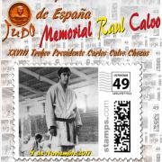 INTERNACIONAL MEMORIAL RAÚL CALVO - Arcos de la Frontera