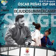 IX JUDO SUMMER CAMP CIUDAD DE ALMERÍA - 26 a 29 AGOSTO´19