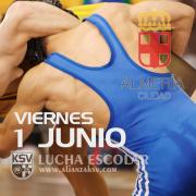 JDM - LUCHA ESCOLAR, VIERNES 1 DE JUNIO