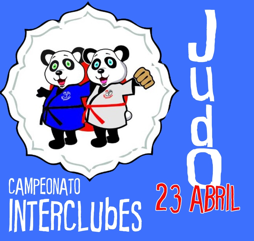 INTERCLUBES DE JUDO EN LÁCHAR, domingo 23 de abril