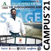 10º JUDOSUMMERCAMP CIUDAD DE ALMERÍA. 26 a 29 de AGOSTO